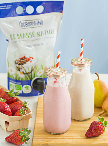 Recettes Smoothies au Yaourt